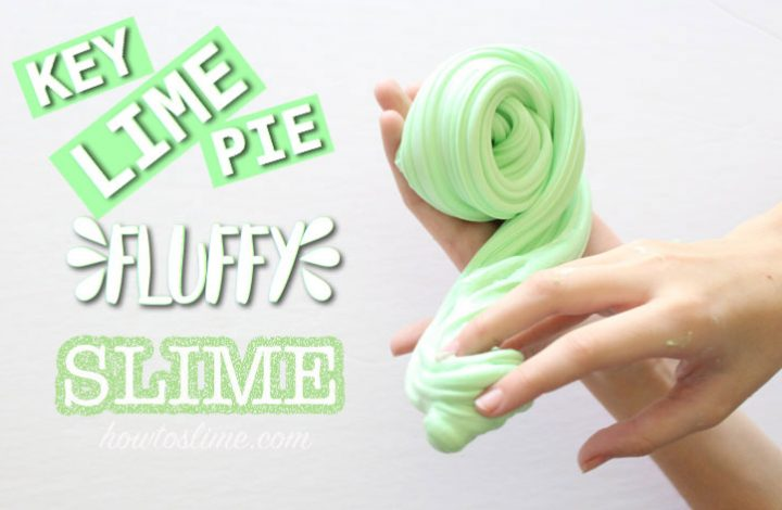 how to make the best fluffy slime without borax