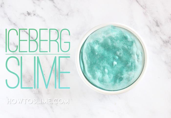 Iceberg Slime Recipe