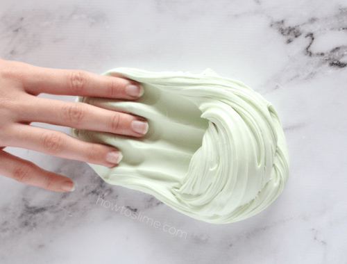 How to Make Easy Butter Slime Without Clay