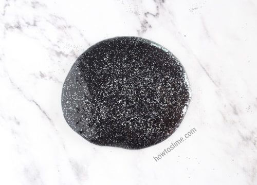Starry Night Sky Slime Recipe